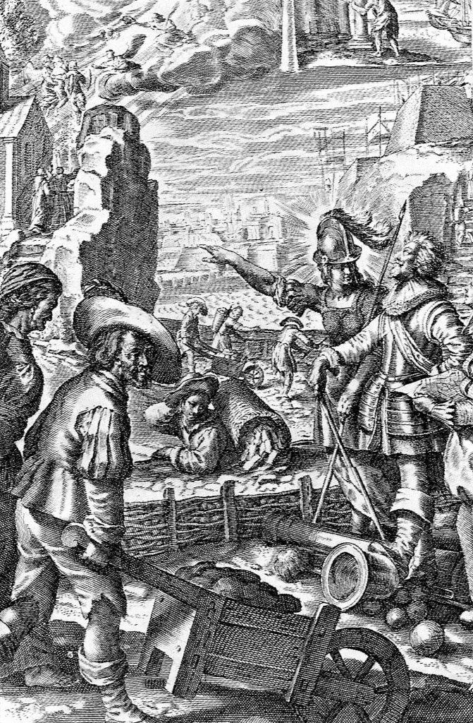 07 - Maçons digue de la Rochelle