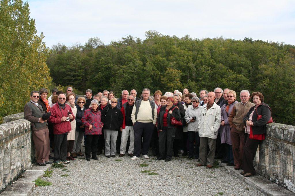 27 - sur le viaduc de Glénic