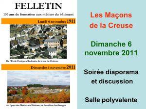 39 Diaporama 6 novembre 2011