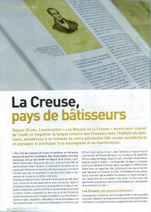 Magazine Creuse juillet 2016 Page 24